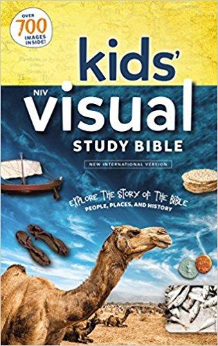 kids visul bible